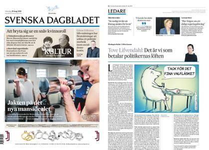 Svenska Dagbladet – 20 maj 2018