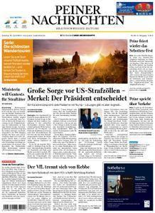 Peiner Nachrichten - 28. April 2018