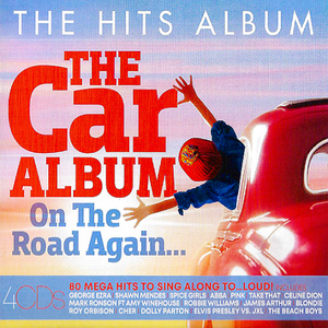 VA - The Hits Album: The Car Album On The Road Again (4CD, 2019)