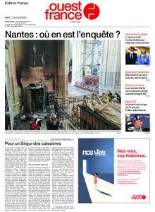 Ouest-France Édition France – 20 juillet 2020
