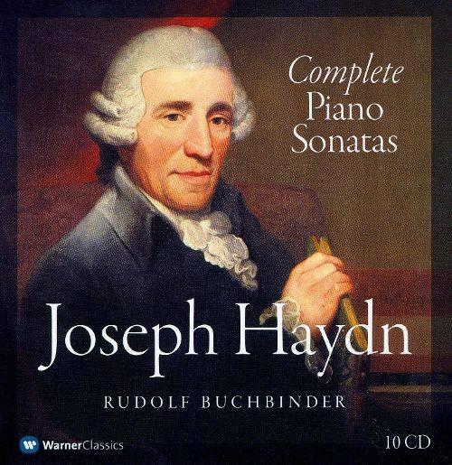 Rudolf Buchbinder - Haydn: Complete Piano Sonatas (2006) (10 CDs Box Set)