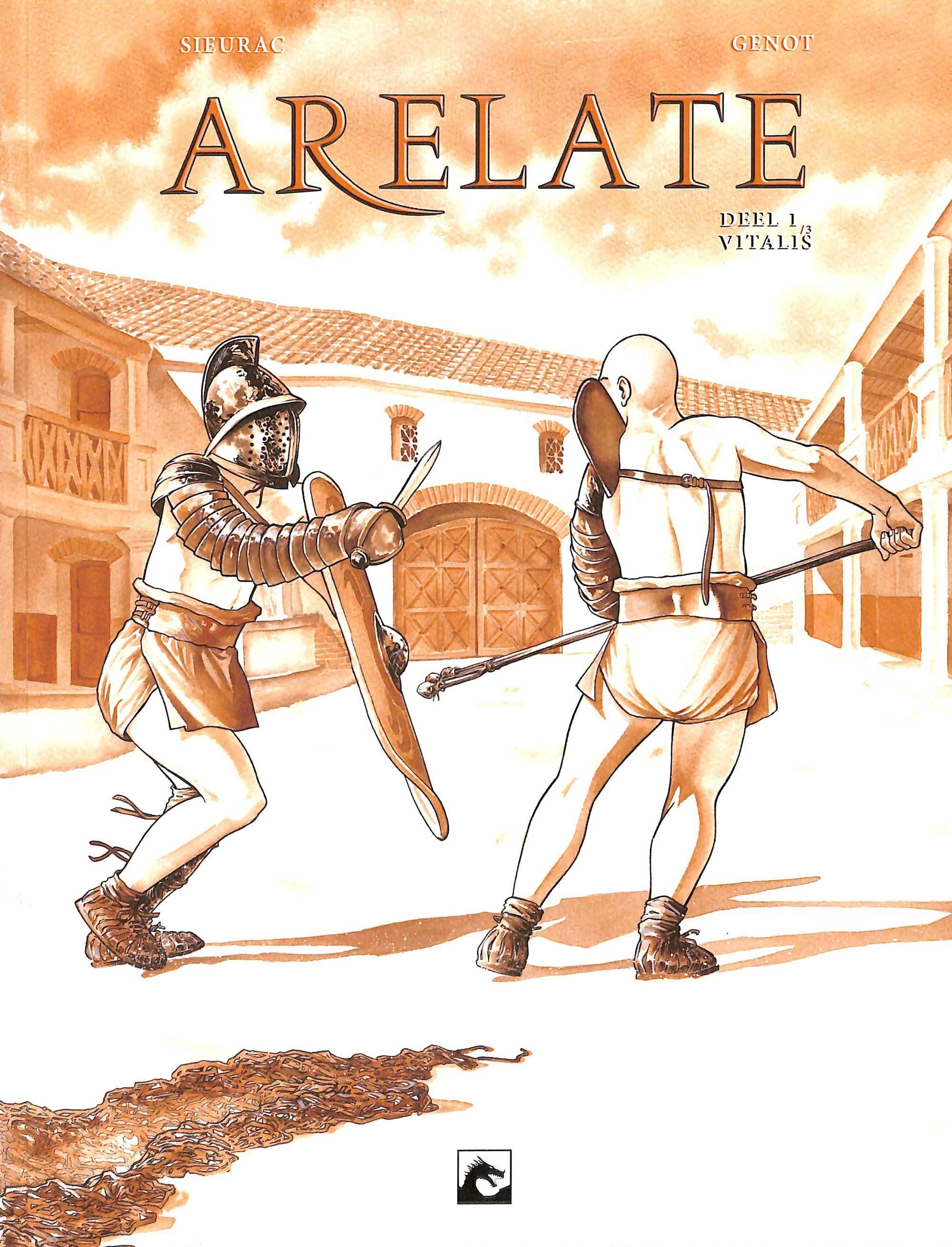 Arelate - 01 - Vitalis cbr