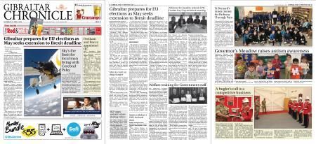 Gibraltar Chronicle – 06 April 2019