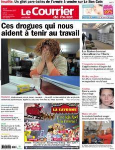 Le Courrier de l'Ouest Angers - 14 novembre 2017