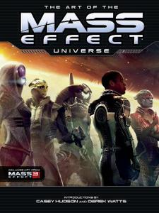 Dark Horse-Art Of The Mass Effect Universe 2012 Retail Comic eBook