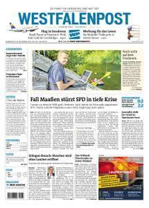 Westfalenpost Wetter - 20. September 2018