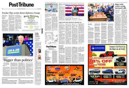 Post-Tribune – October 13, 2018