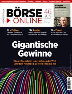 Börse Online – 14. November 2019
