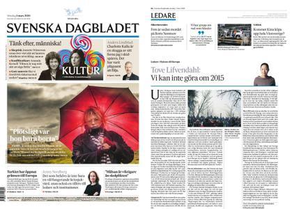 Svenska Dagbladet – 01 mars 2020