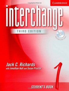 Interchange Student's Book 1, 3 Ed (repost)