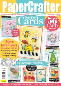 PaperCrafter - Issue 143 - January 2020