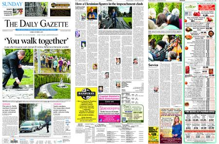 The Daily Gazette – October 06, 2019