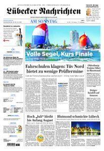 Lübecker Nachrichten Ostholstein Süd - 29. Juli 2018