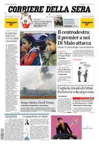 Corriere della Sera - 9 Aprile 2018