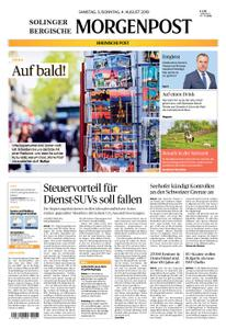 Solinger Morgenpost – 03. August 2019