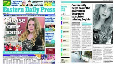 Eastern Daily Press – December 28, 2017