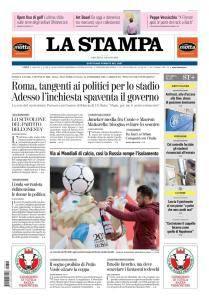 La Stampa Torino Provincia e Canavese - 14 Giugno 2018