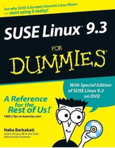 SUSE Linux 9.3 For Dummies (Repost)