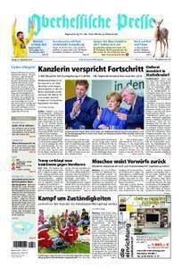 Oberhessische Presse Marburg/Ostkreis - 22. September 2017