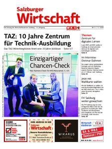 Salzburger Wirtschaft – 07. Februar 2020