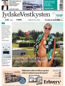 JydskeVestkysten Varde – 25. juni 2020
