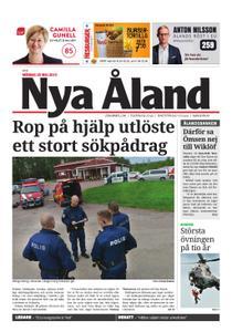 Nya Åland – 20 maj 2019