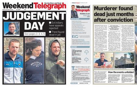 Evening Telegraph First Edition – November 16, 2019