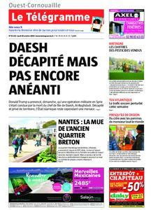 Le Télégramme Ouest Cornouaille – 28 octobre 2019