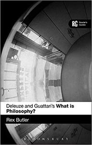 Deleuze and Guattari's 'What is Philosophy?': A Reader's Guide (Repost)
