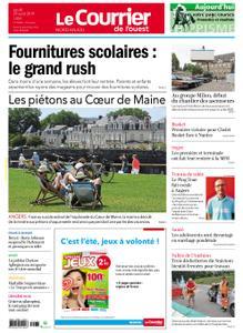 Le Courrier de l'Ouest Nord Anjou – 29 août 2019