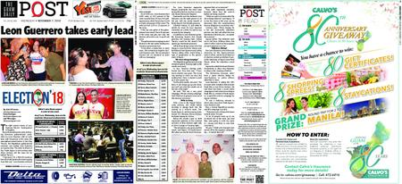 The Guam Daily Post – November 07, 2018