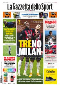 La Gazzetta dello Sport Sicilia – 30 ottobre 2020