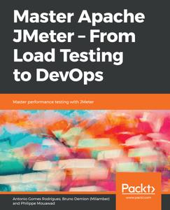 Master Apache Jmeter: From Load Testing to DevOps