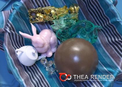Thea Render 3ds Max 1.5.06.153.1455