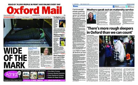 Oxford Mail – December 21, 2018