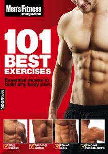 Men's Fitness 101 Best Exercises