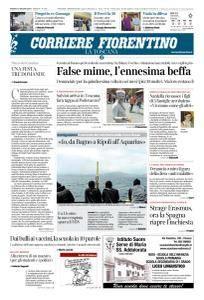 Corriere Fiorentino La Toscana - 16 Giugno 2018