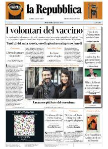 la Repubblica - 6 Gennaio 2021