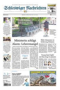 Schleswiger Nachrichten - 25. Mai 2018