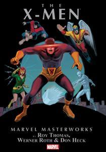 Marvel Masterworks-The X-Men v04 2004 Digital F2 Kileko