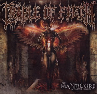 Cradle Of Filth - The Manticore And Other Horrors (2012) [Limited Ed.]