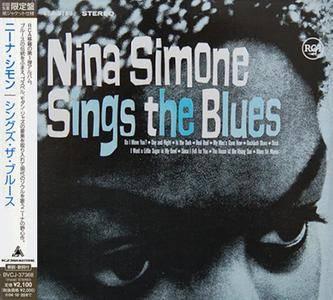 Nina Simone - Nina Simone Sings The Blues (1967) Japanese Mini-LP, 2004