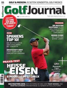 Golf Journal – Juni 2019