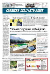Corriere dell'Alto Adige – 29 ottobre 2019