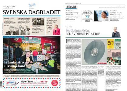 Svenska Dagbladet – 20 januari 2018