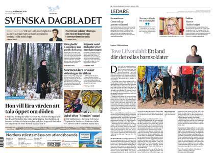 Svenska Dagbladet – 10 februari 2020