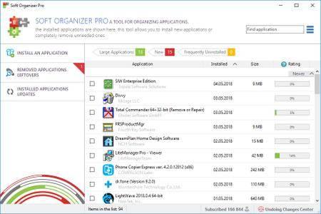 Soft Organizer Pro 7.44 + Portable