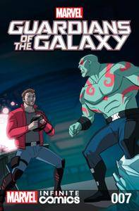 Marvel Universe Guardians of the Galaxy Infinite Comic 007 2016 Digital