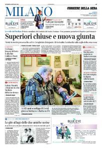Corriere della Sera Milano – 08 gennaio 2021