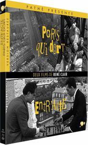 Paris asleep (1924) Paris qui dort